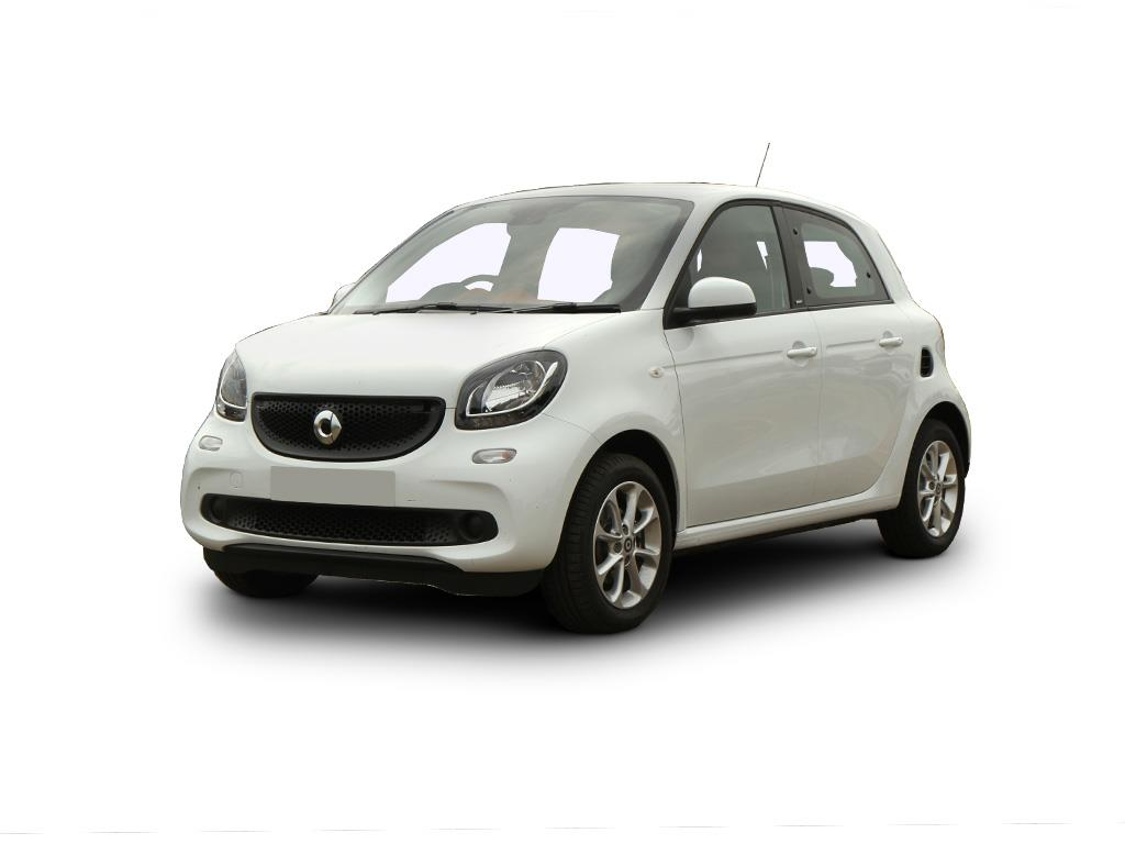 SMART FORFOUR HATCHBACK Image