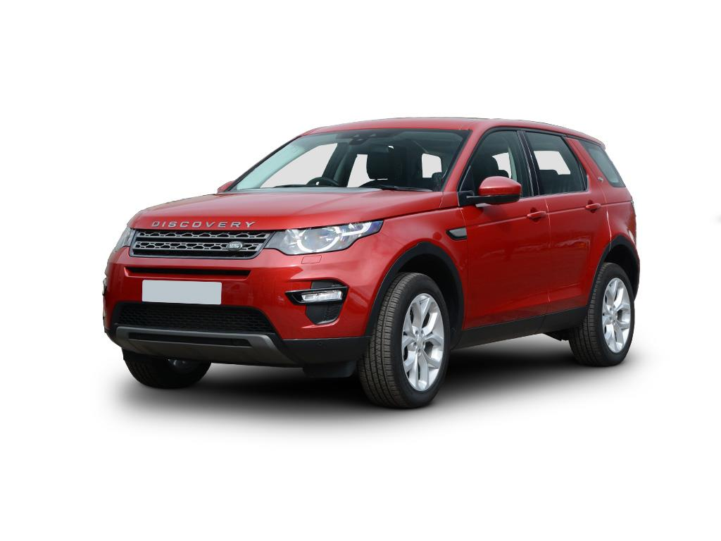 LAND ROVER DISCOVERY SPORT Image
