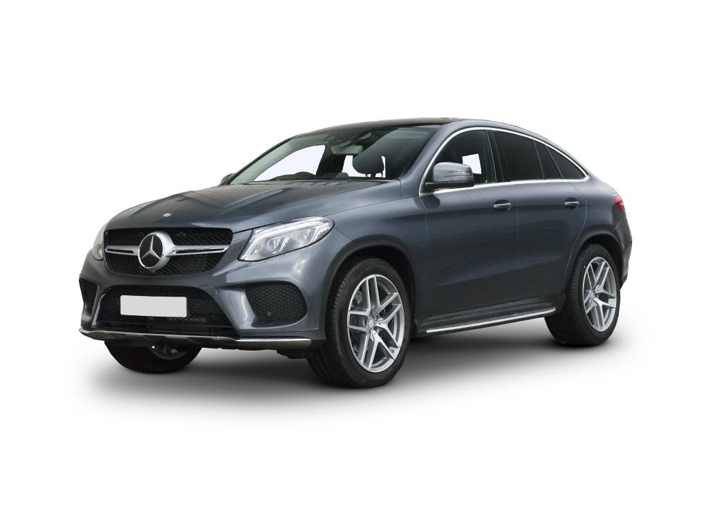 MERCEDES-BENZ GLE COUPE Image