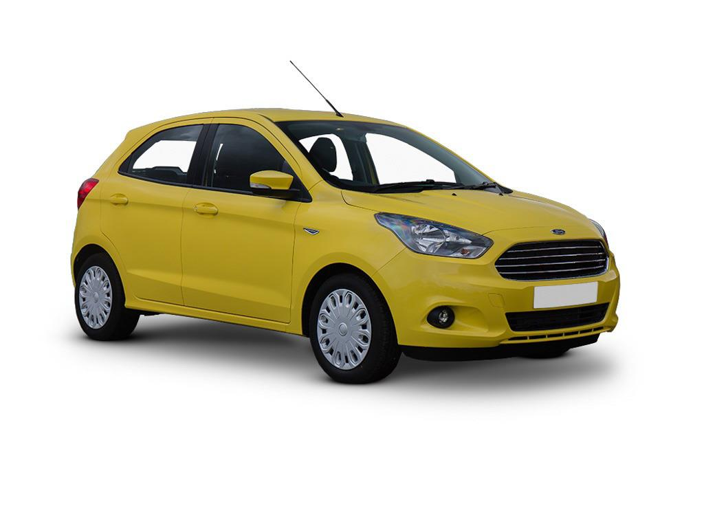 FORD KA-Plus Image