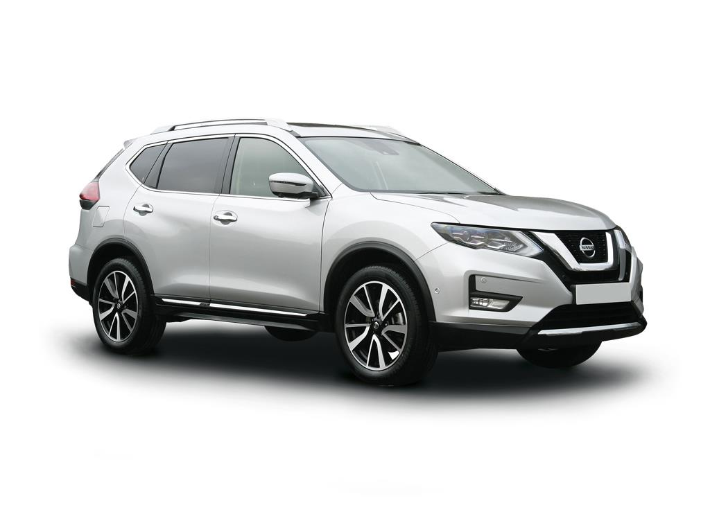 NISSAN X-TRAIL Image