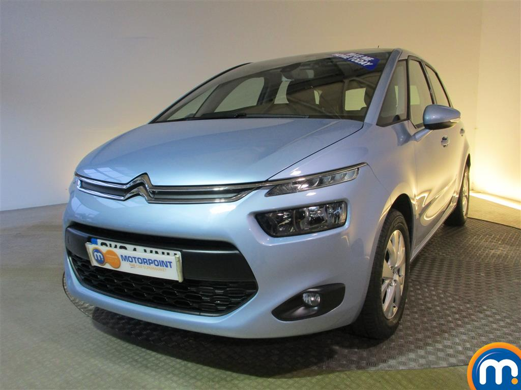 used or nearly new citroen c4 picasso 1 6 hdi vtr plus 5dr blue for sale in chingford motorpoint. Black Bedroom Furniture Sets. Home Design Ideas