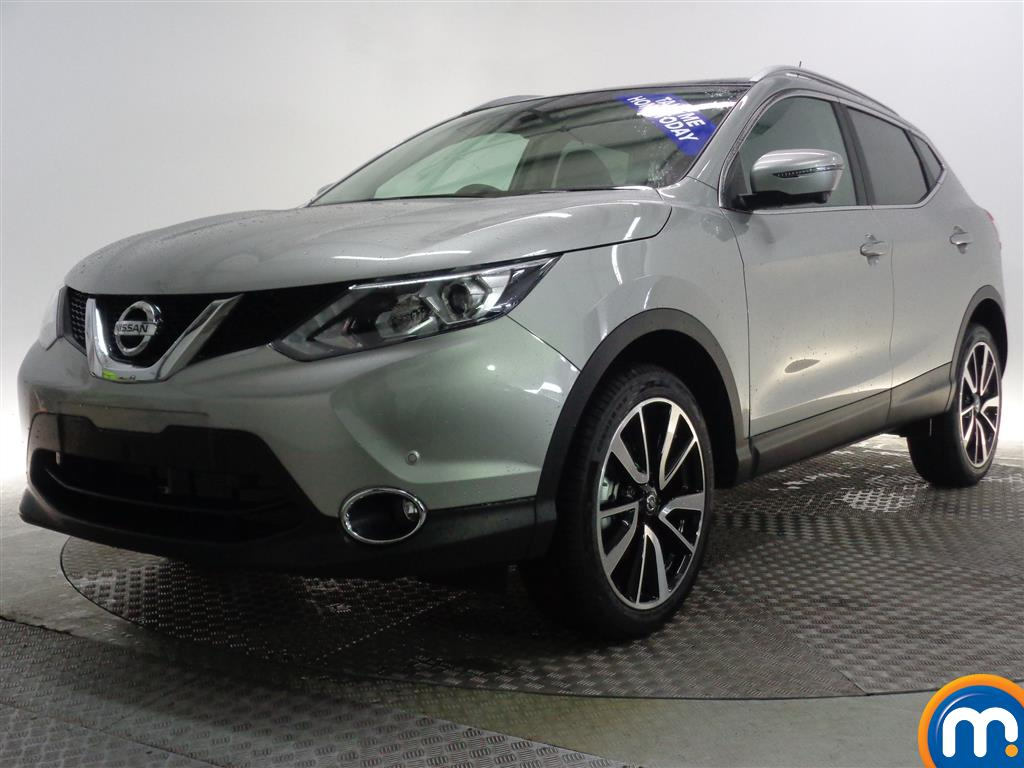 Used Nissan Qashqai Cars For Sale, Big Savings - Motorpoint