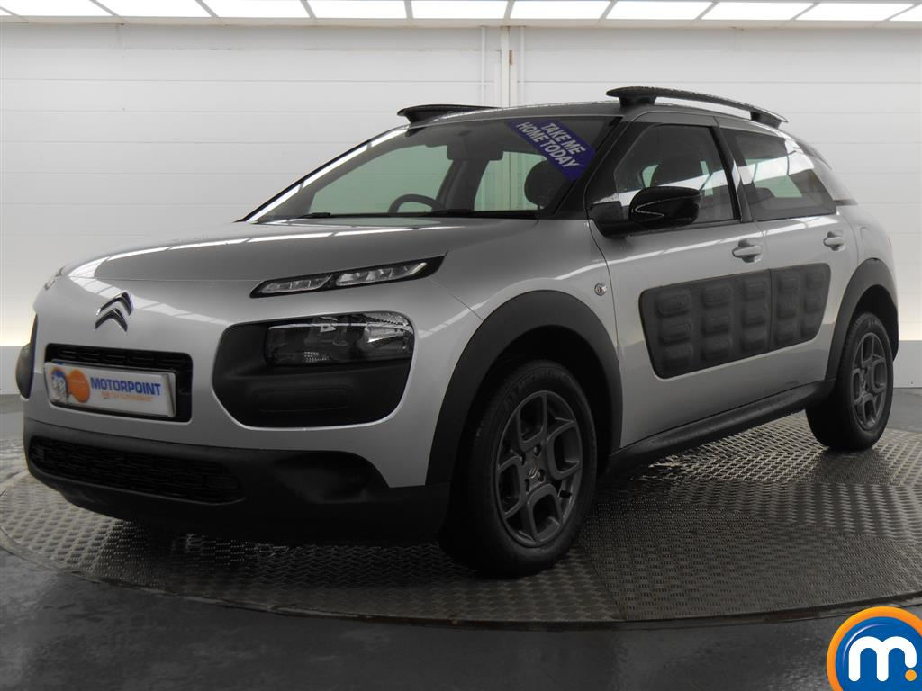 used or nearly new citroen c4 cactus 1 6 bluehdi feel 5dr arctic steel for sale in derby. Black Bedroom Furniture Sets. Home Design Ideas