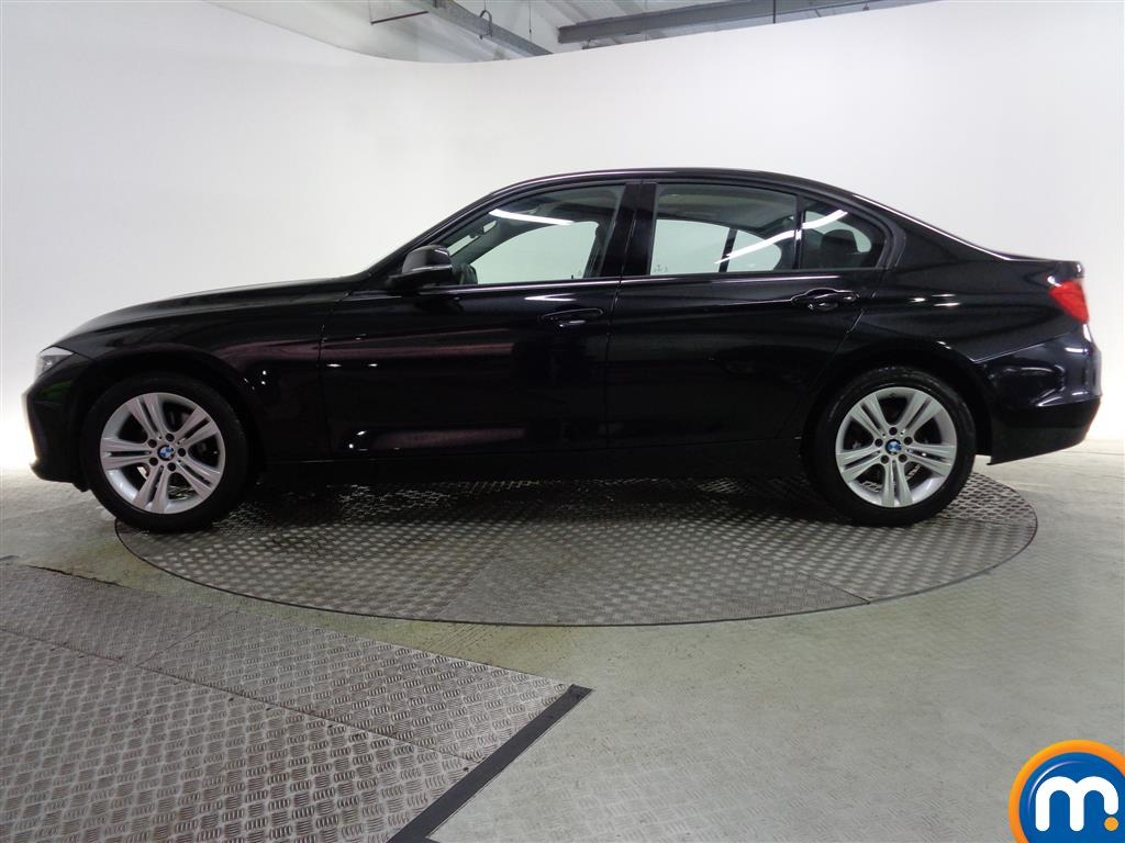 used or nearly new bmw 3 series 316d sport 4dr step auto black for sale in chingford motorpoint. Black Bedroom Furniture Sets. Home Design Ideas