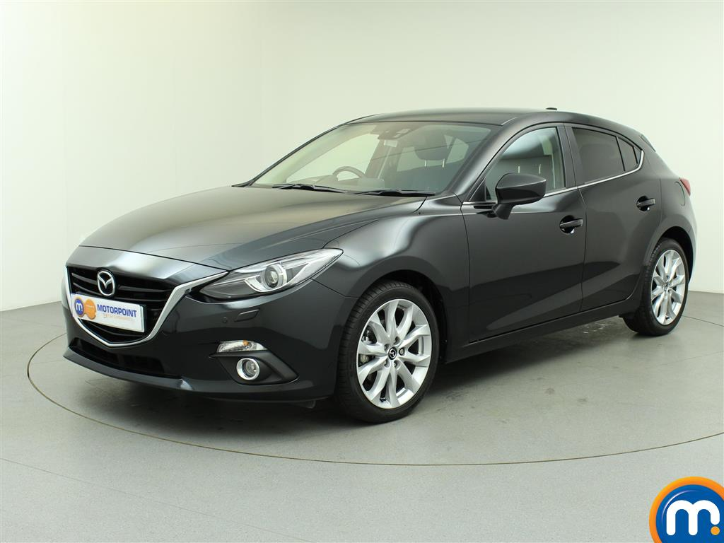Deal of the Day MAZDA 3