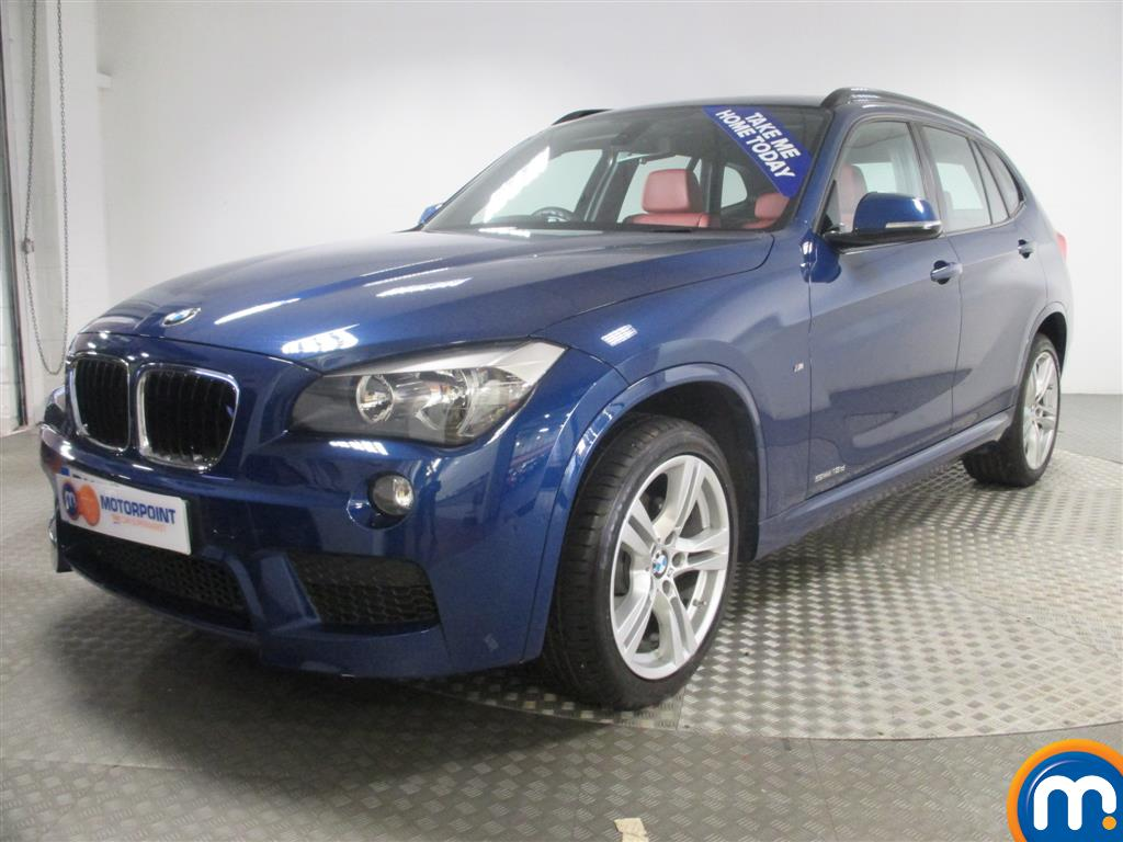 used or nearly new bmw x1 sdrive 18d m sport estate step. Black Bedroom Furniture Sets. Home Design Ideas