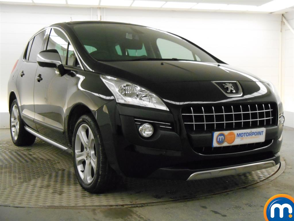 used or nearly new peugeot 3008 1 6 e hdi 115 allure. Black Bedroom Furniture Sets. Home Design Ideas