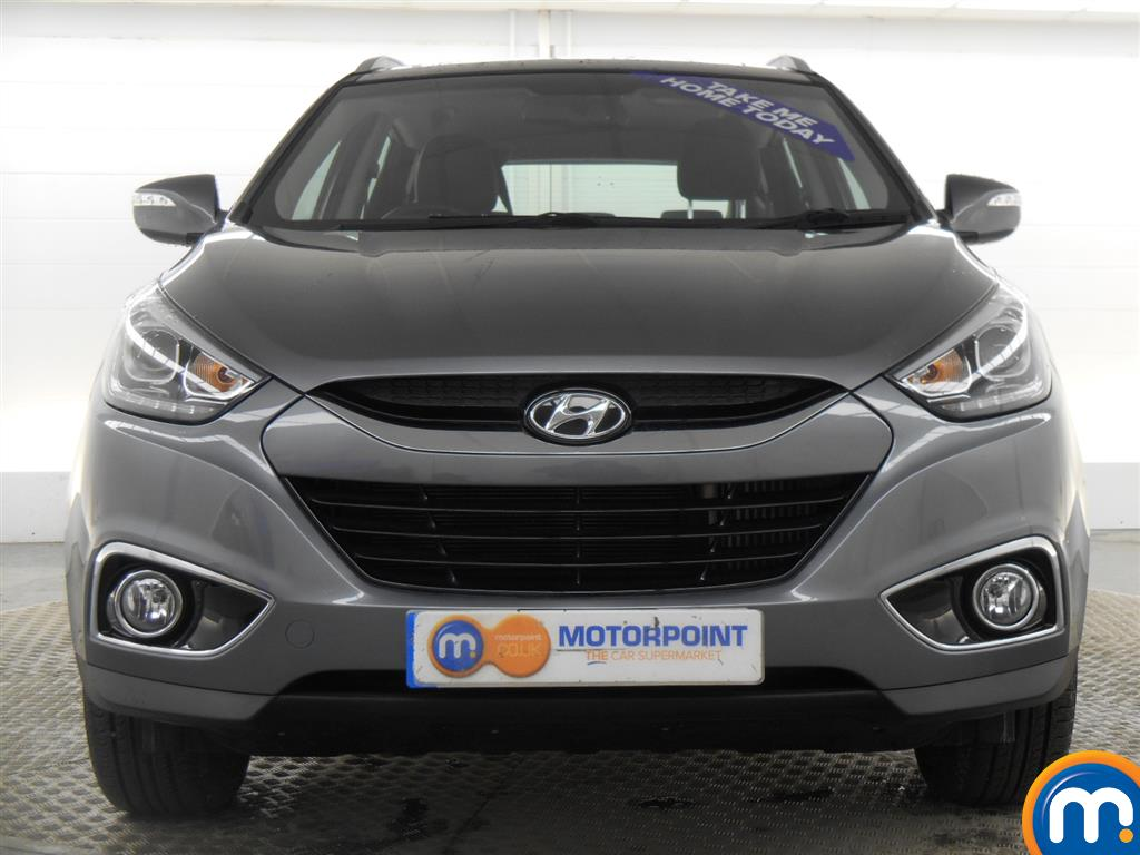 used or nearly new hyundai ix35 2 0 crdi se nav 5dr 4wd auto silver for sale in derby motorpoint. Black Bedroom Furniture Sets. Home Design Ideas