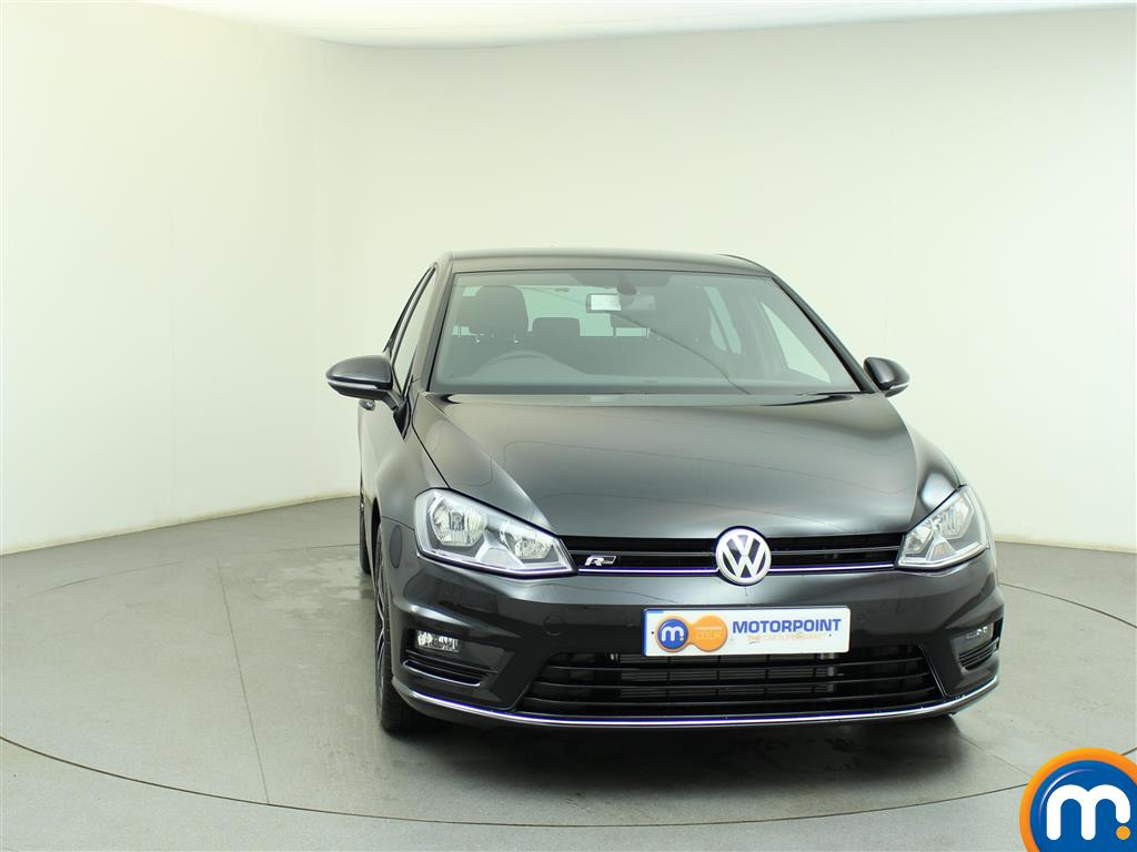 used or nearly new vw golf 1 4 tsi 150 r line 5dr none act black for sale in birtley motorpoint. Black Bedroom Furniture Sets. Home Design Ideas