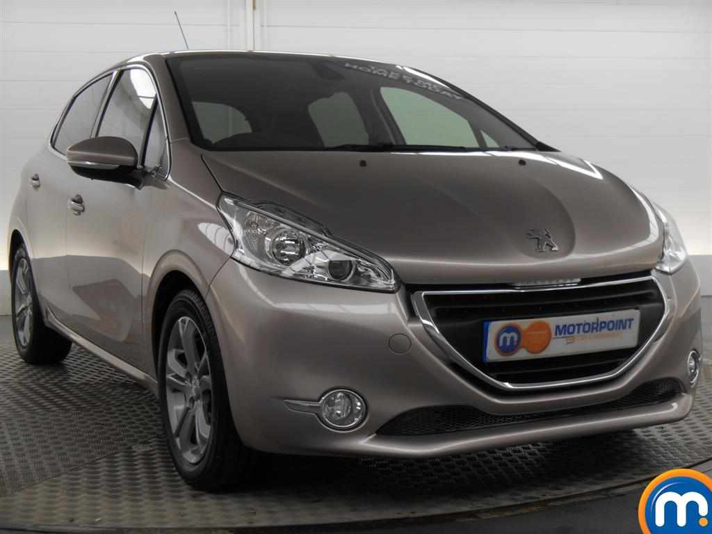 used or nearly new peugeot 208 1 4 hdi allure 5dr pink for sale in derby motorpoint. Black Bedroom Furniture Sets. Home Design Ideas