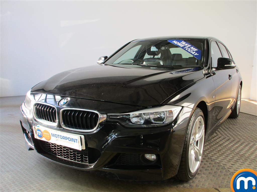 used or nearly new bmw 3 series 330d xdrive m sport 4dr step auto business media black for. Black Bedroom Furniture Sets. Home Design Ideas