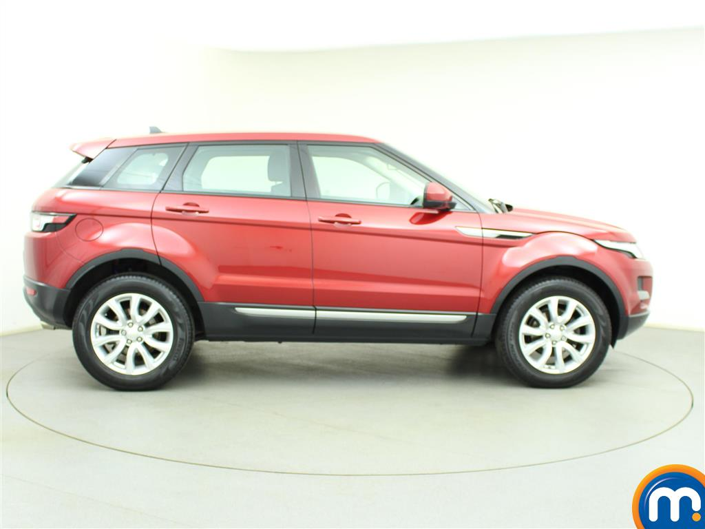 used or nearly new land rover range rover evoque 2 2 sd4 pure 5dr tech pack red for sale in. Black Bedroom Furniture Sets. Home Design Ideas