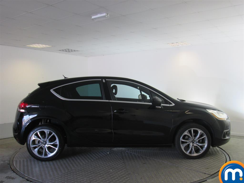 used or nearly new citroen ds4 2 0 hdi dstyle 5dr auto nav black for sale in newport motorpoint. Black Bedroom Furniture Sets. Home Design Ideas