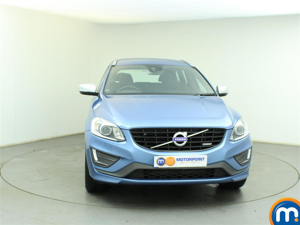 used or nearly new volvo xc60 d5 215 r design lux nav 5dr awd geartronic blue for sale in. Black Bedroom Furniture Sets. Home Design Ideas