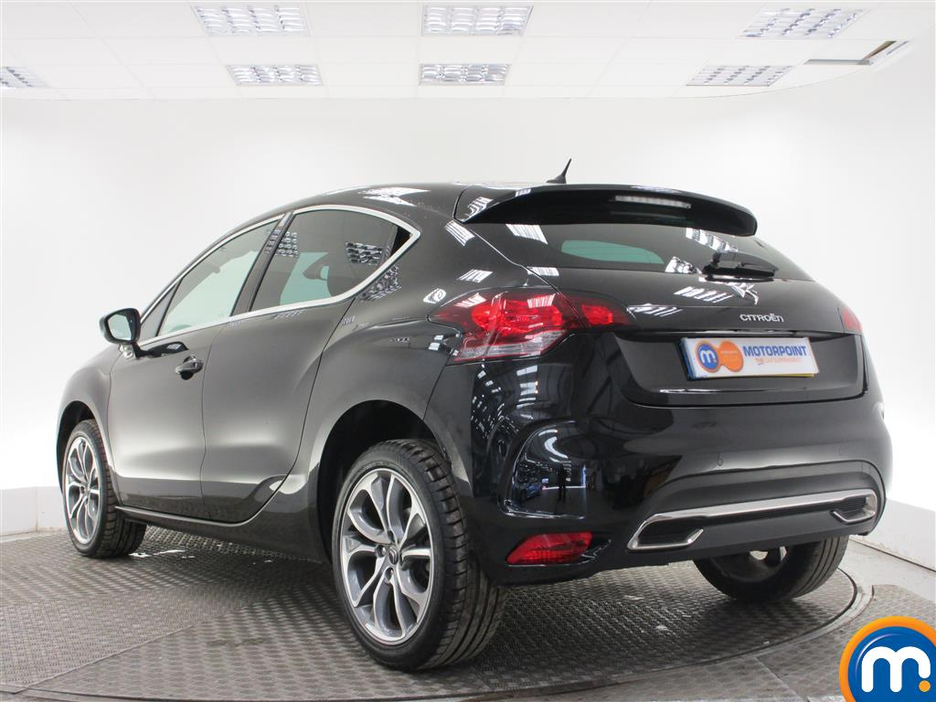 used or nearly new citroen ds4 2 0 hdi dstyle 5dr auto nav black for sale in birtley motorpoint. Black Bedroom Furniture Sets. Home Design Ideas