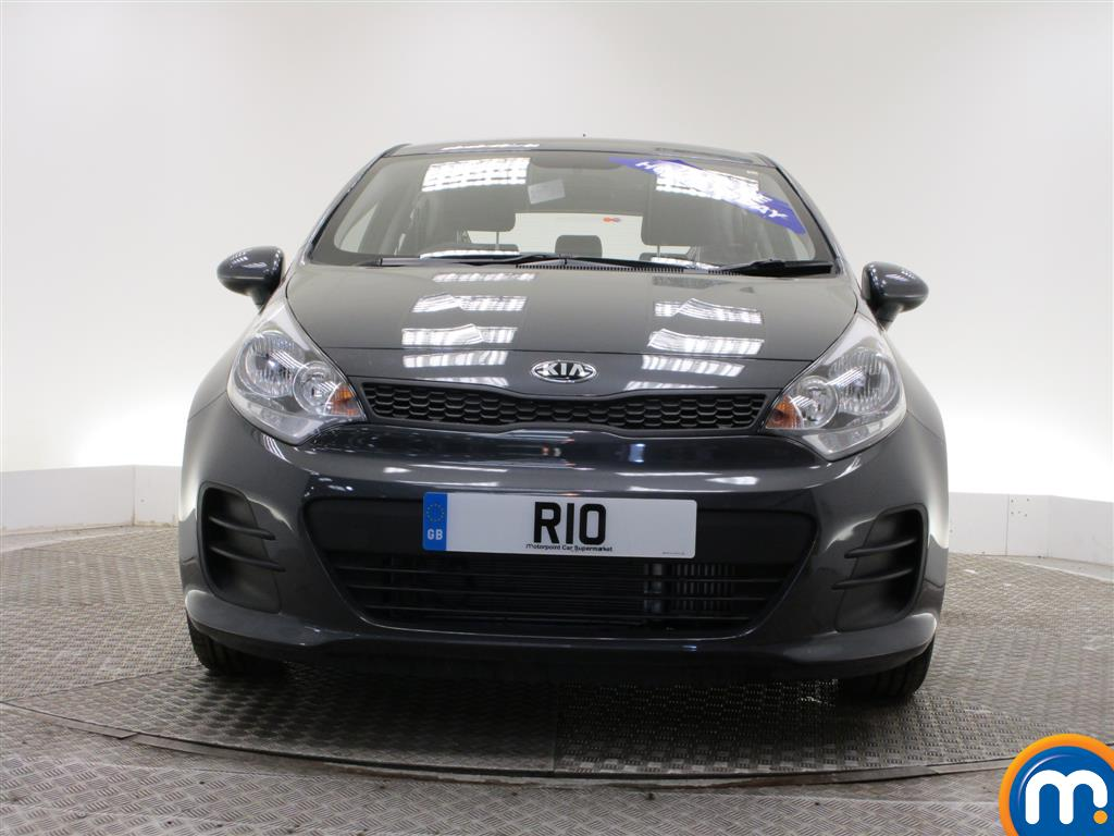 used or nearly new kia rio 1 1 crdi 1 air 5dr graphite for sale in burnley motorpoint. Black Bedroom Furniture Sets. Home Design Ideas