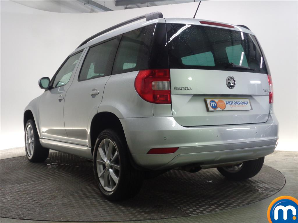 used or nearly new skoda yeti 1 2 tsi se estate silver for sale in glasgow motorpoint. Black Bedroom Furniture Sets. Home Design Ideas