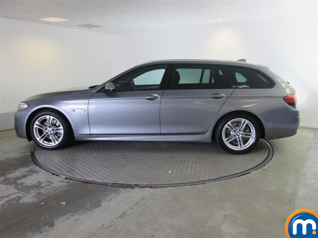 used or nearly new bmw 5 series 518d 150 m sport estate. Black Bedroom Furniture Sets. Home Design Ideas