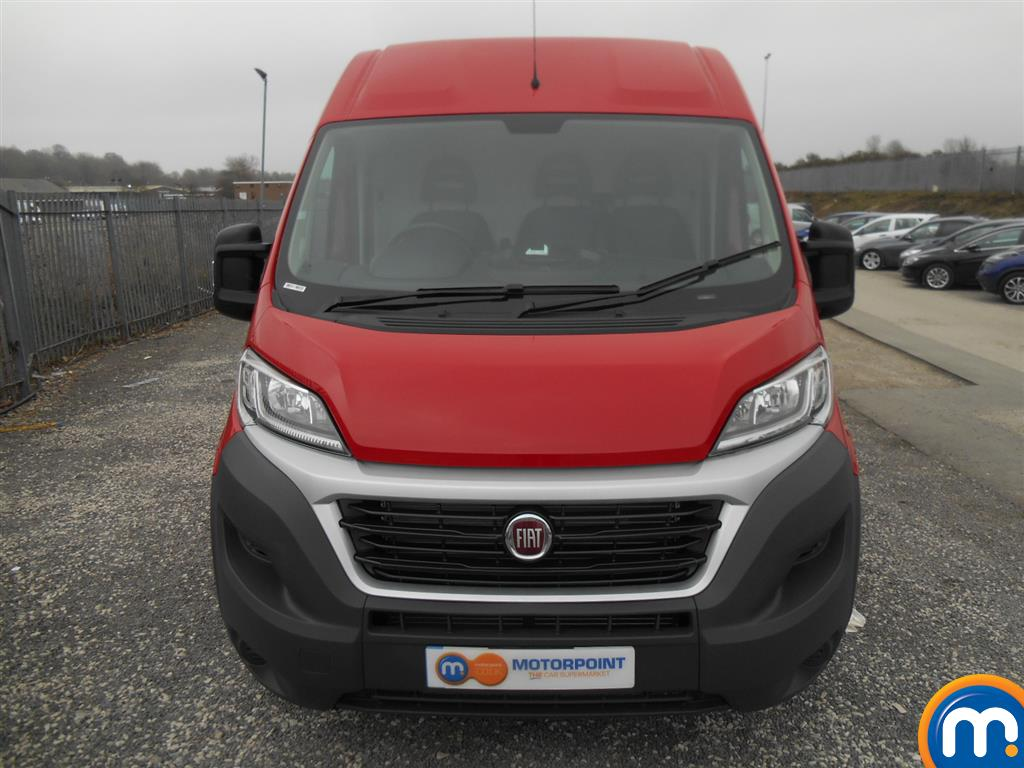 used or nearly new fiat vans ducato 2 3 multijet van red. Black Bedroom Furniture Sets. Home Design Ideas