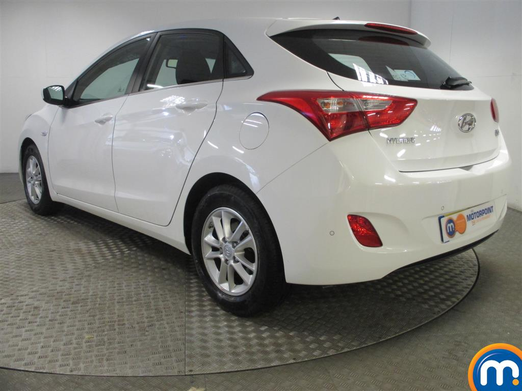 Used Or Nearly New Hyundai I30 1 6 Crdi Blue Drive Se 5dr