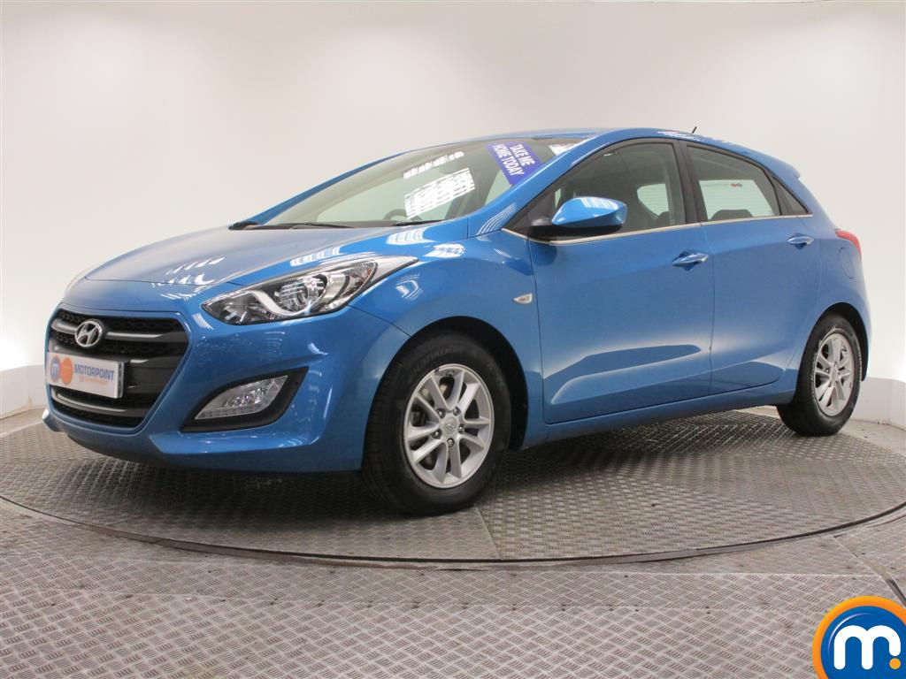 used or nearly new hyundai i30 1 6 crdi blue drive se 5dr blue for sale in burnley motorpoint. Black Bedroom Furniture Sets. Home Design Ideas
