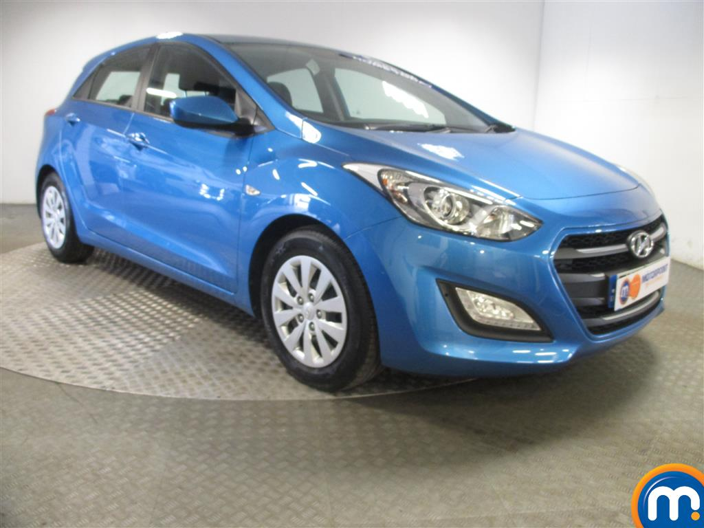 used or nearly new hyundai i30 1 6 crdi blue drive s 5dr blue for sale in birmingham motorpoint. Black Bedroom Furniture Sets. Home Design Ideas