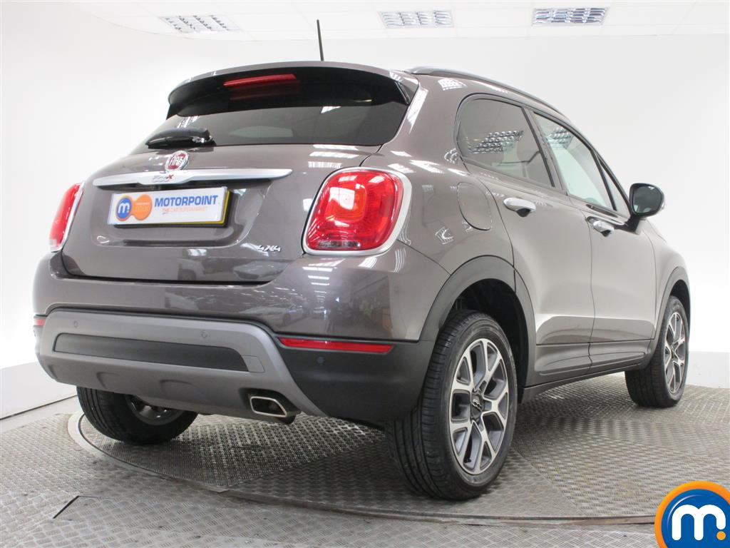 used or nearly new fiat 500x 2 0 multijet 4x4 cross estate auto cp spp brown for sale in. Black Bedroom Furniture Sets. Home Design Ideas