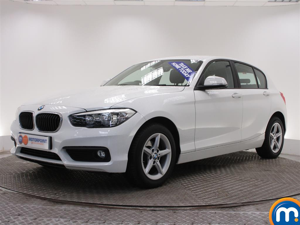 used or nearly new bmw 1 series 116d se 5dr nav step. Black Bedroom Furniture Sets. Home Design Ideas