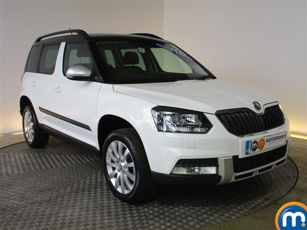 used or nearly new skoda yeti outdoor 2 0 tdi cr 140 se. Black Bedroom Furniture Sets. Home Design Ideas