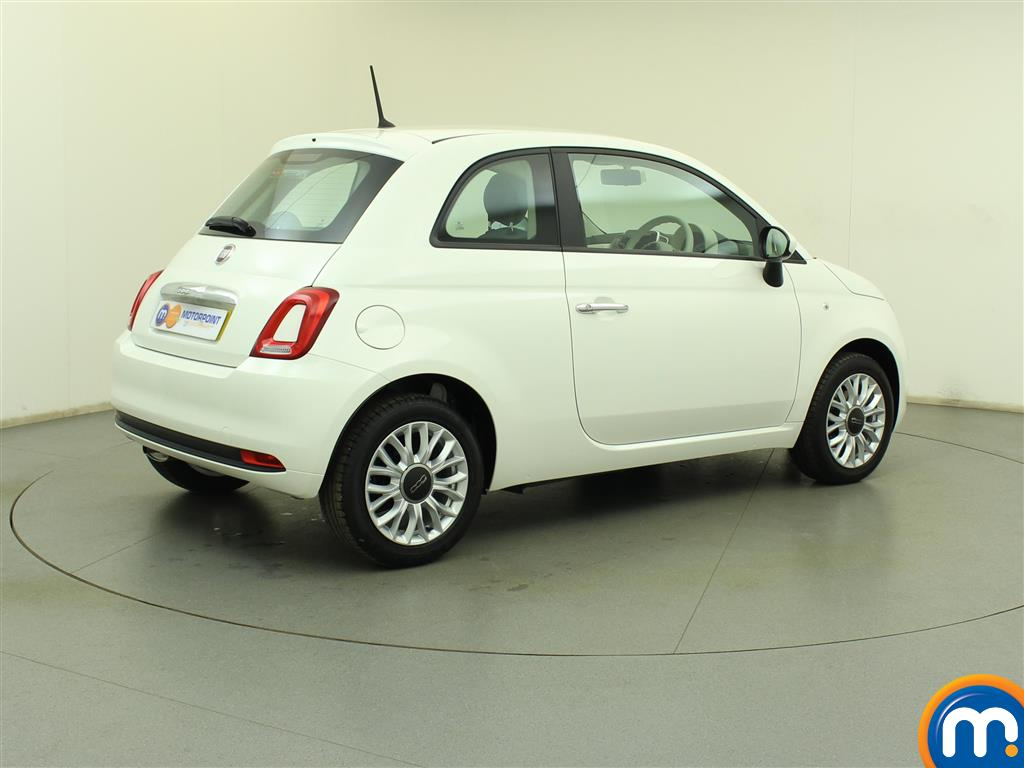used or nearly new fiat 500 1 2 pop star 3dr new model. Black Bedroom Furniture Sets. Home Design Ideas