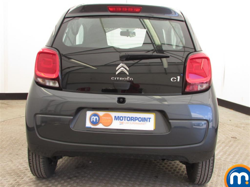 used or nearly new citroen c1 1 0 vti touch 3dr silver for. Black Bedroom Furniture Sets. Home Design Ideas