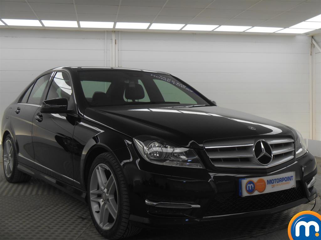 Mercedes c220 amg 2015 mercedes c220 cdi amg sport saloon for Garage infiniti lyon