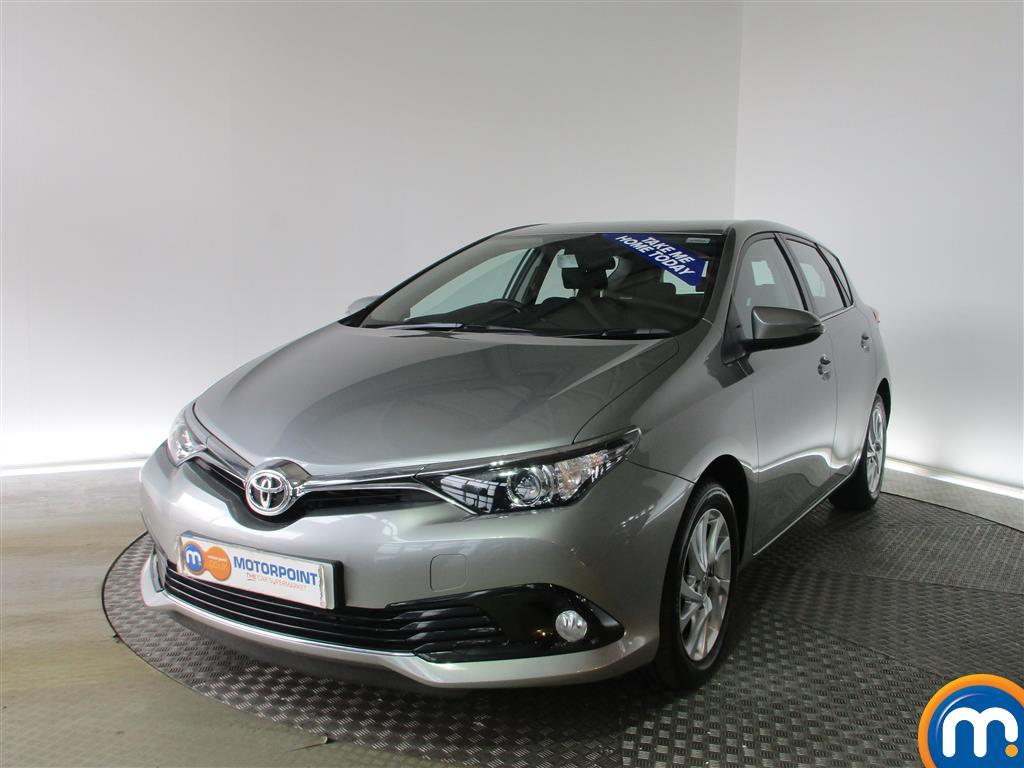 Toyota used car deals uk