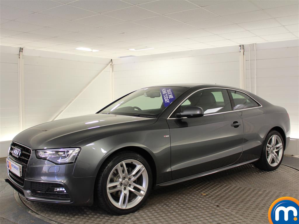 Audi A5 Diesel Coupe
