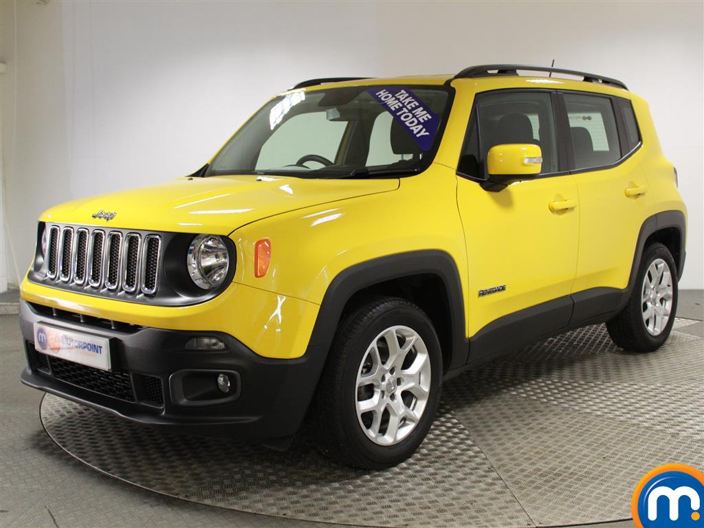 on Jeep Renegade 1 4 Multiair Longitude 5dr 2015