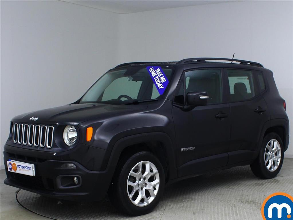 on Jeep Renegade 1 4 Multiair Longitude 5dr 2015