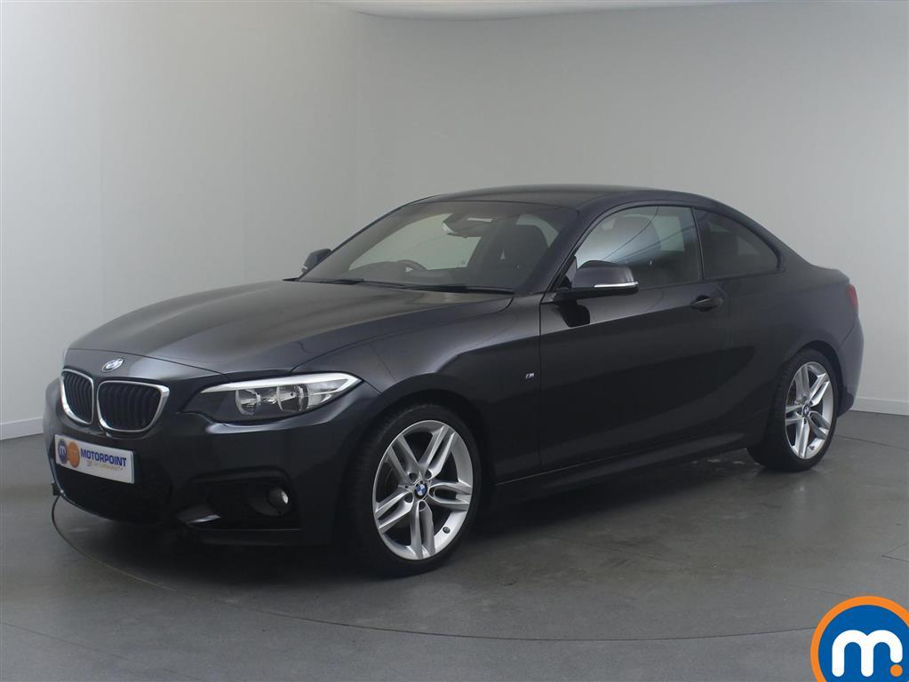 BMW 2 Series Diesel Coupe