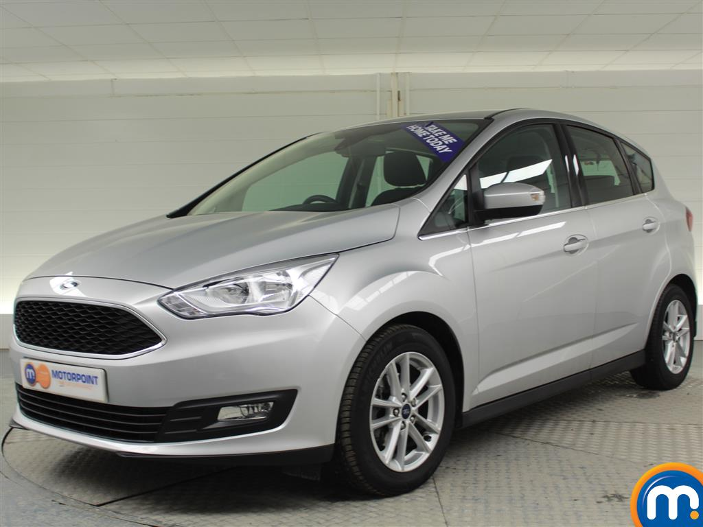 used ford c max cars for sale second hand nearly new autos post. Black Bedroom Furniture Sets. Home Design Ideas