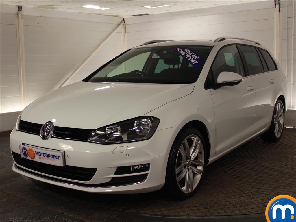 Volkswagen Golf Diesel Estate