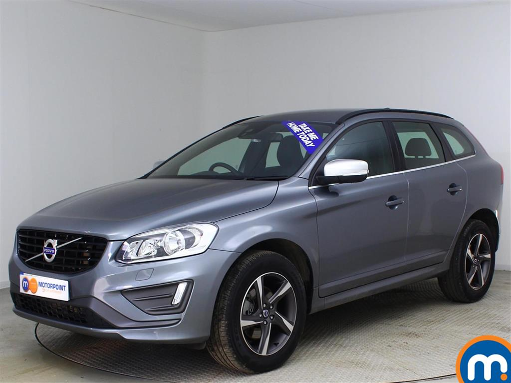 used volvo xc60 for sale second hand nearly new cars motorpoint car supermarket. Black Bedroom Furniture Sets. Home Design Ideas
