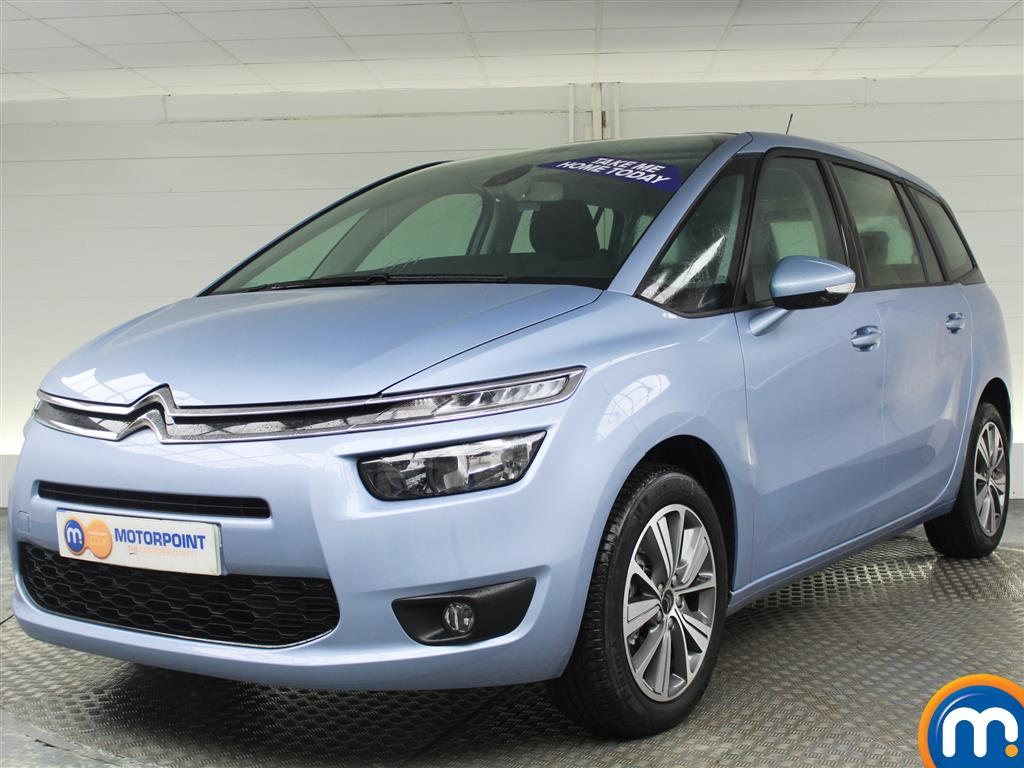 used or nearly new citroen c4 picasso 1 6 e hdi 115. Black Bedroom Furniture Sets. Home Design Ideas
