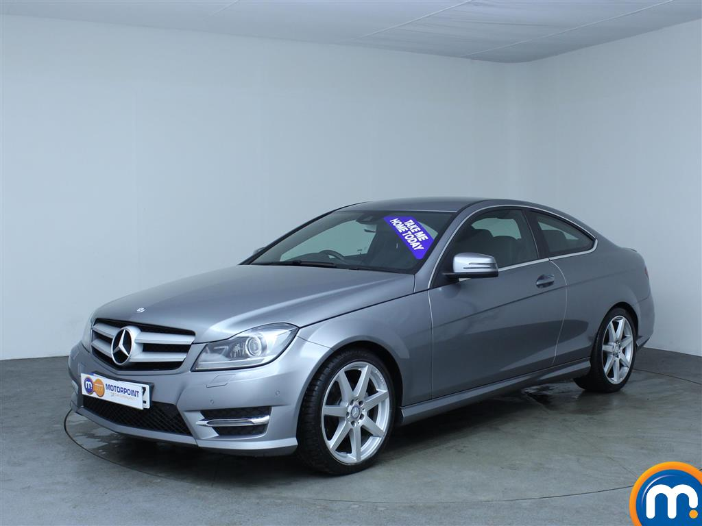 Used mercedes benz c class for sale second hand nearly for Mercedes benz c class for sale used