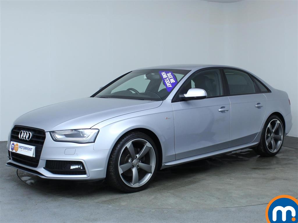 Audi A4 Saloon Special Editions