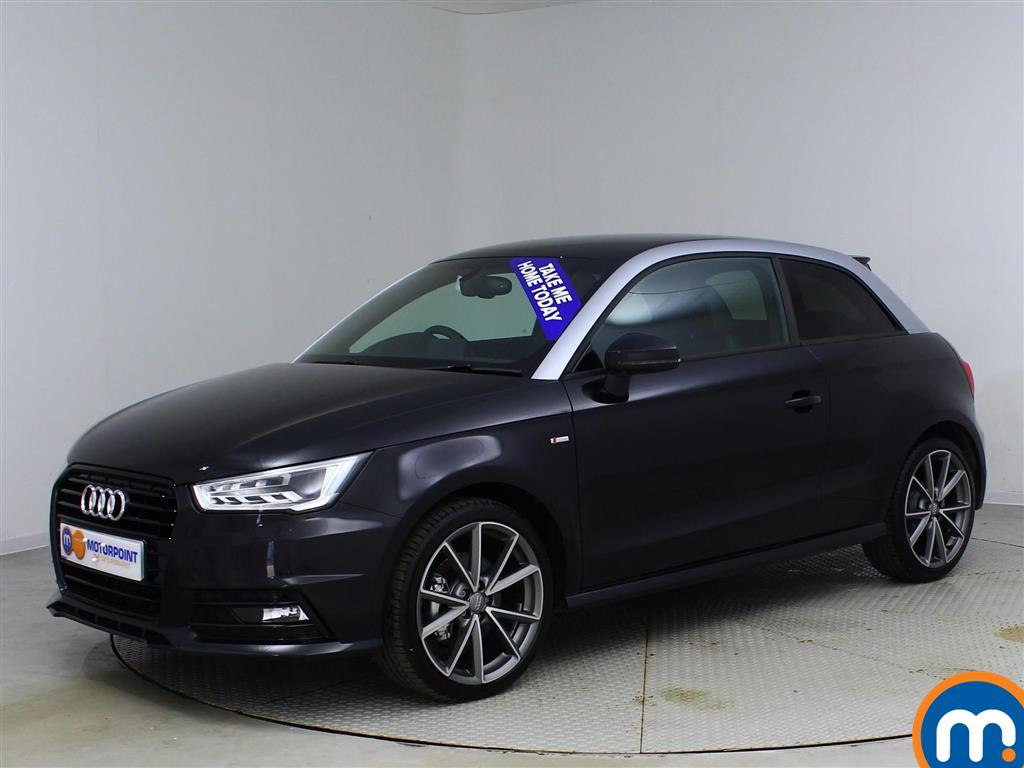 used audi a1 for sale second hand nearly new cars. Black Bedroom Furniture Sets. Home Design Ideas