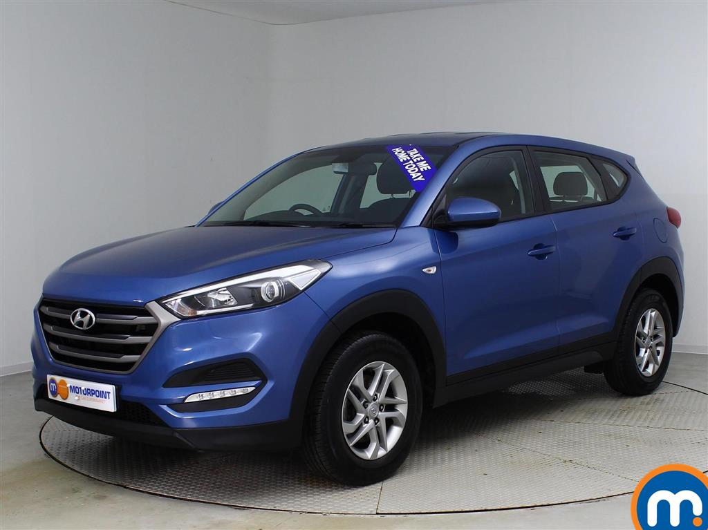 Used Hyundai Tucson For Sale, Second Hand & Nearly New ...