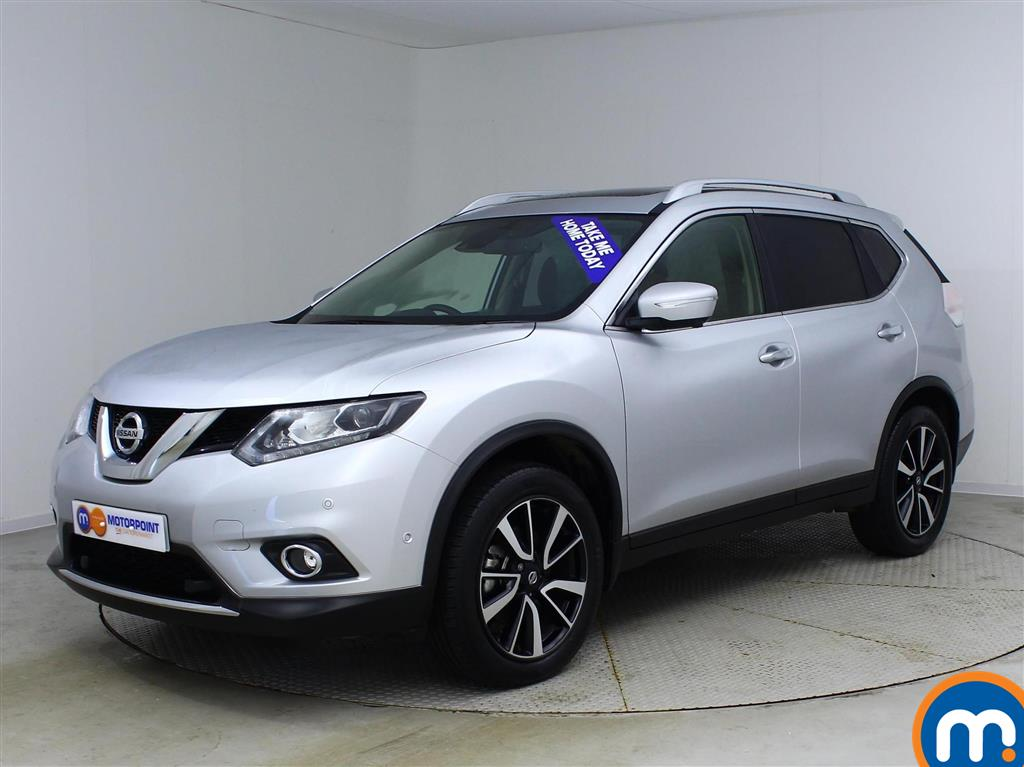 used nissan x trail cars for sale second hand nearly. Black Bedroom Furniture Sets. Home Design Ideas