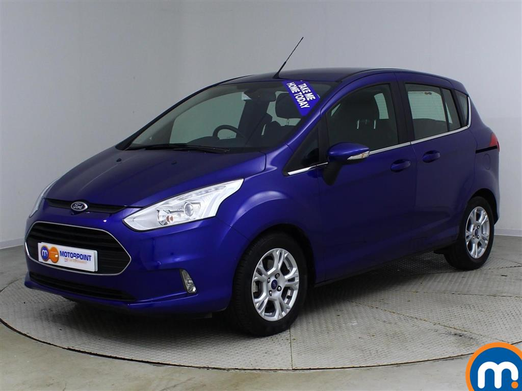 used ford b max for sale second hand nearly new cars. Black Bedroom Furniture Sets. Home Design Ideas