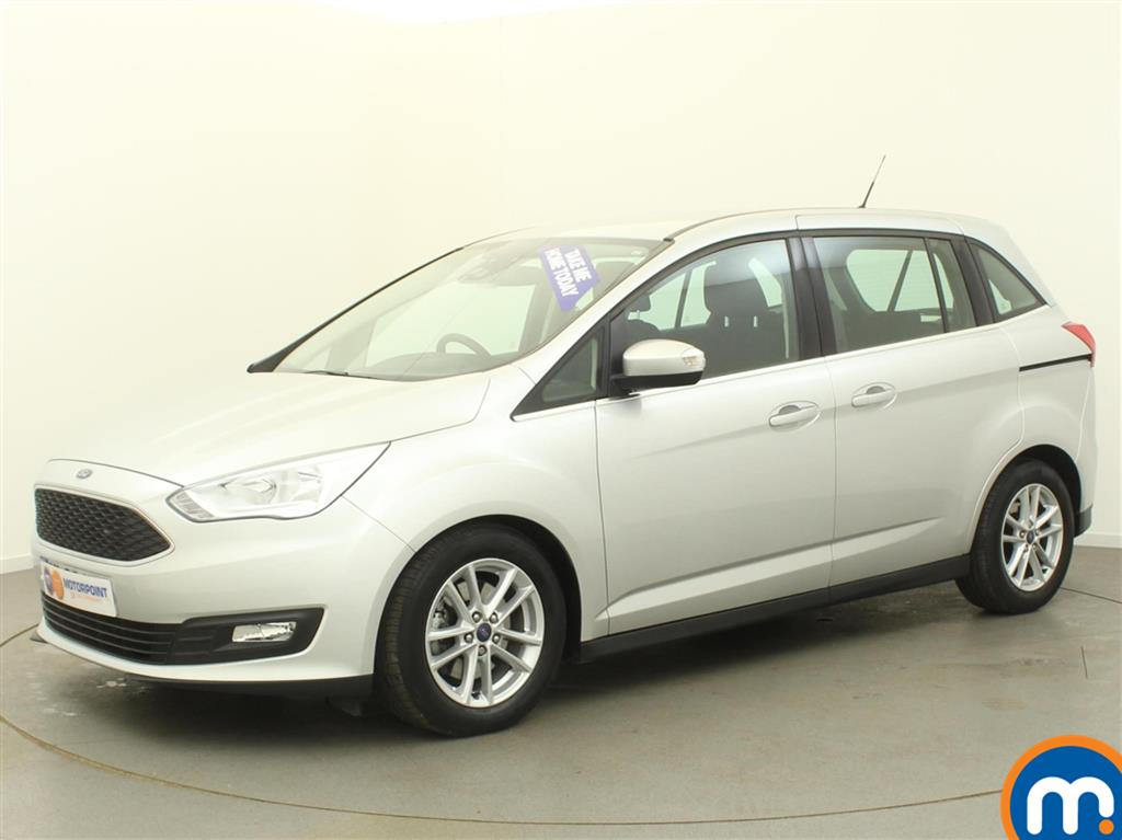 used ford grand c max for sale second hand nearly new cars motorpoint car supermarket. Black Bedroom Furniture Sets. Home Design Ideas