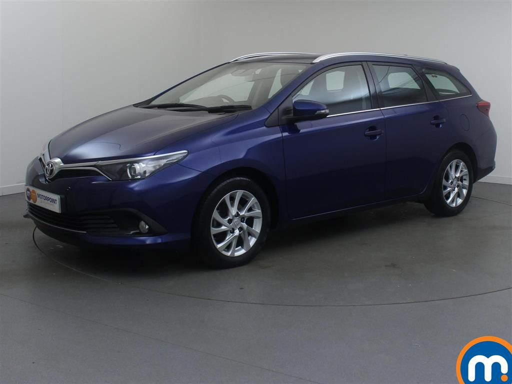 used toyota auris for sale second hand nearly new cars. Black Bedroom Furniture Sets. Home Design Ideas